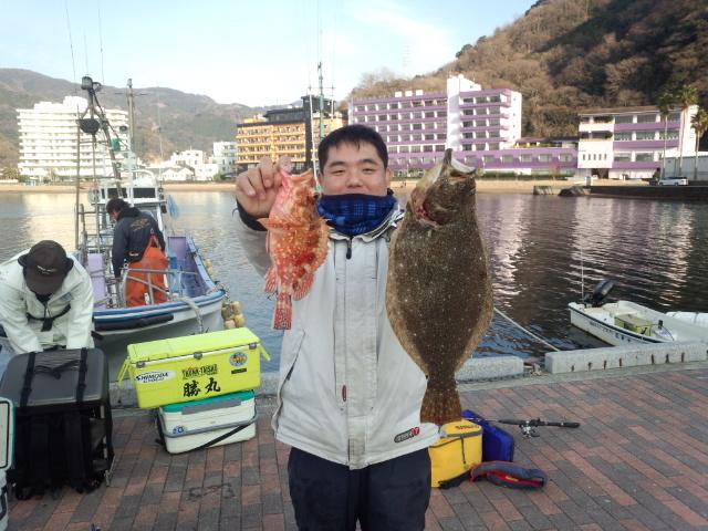 釣り大会〜!