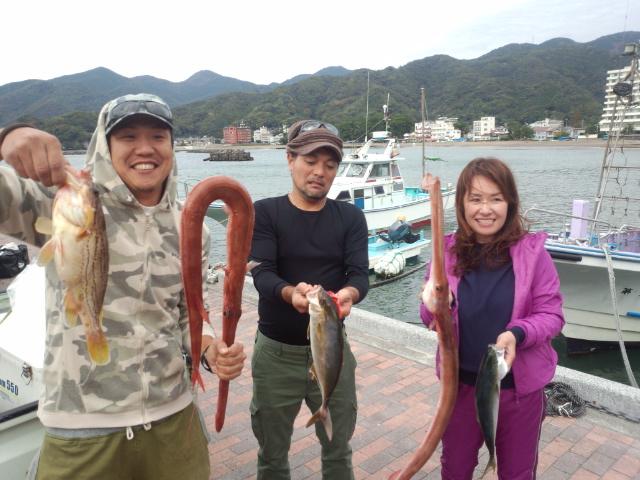 11月5日(水)釣果~