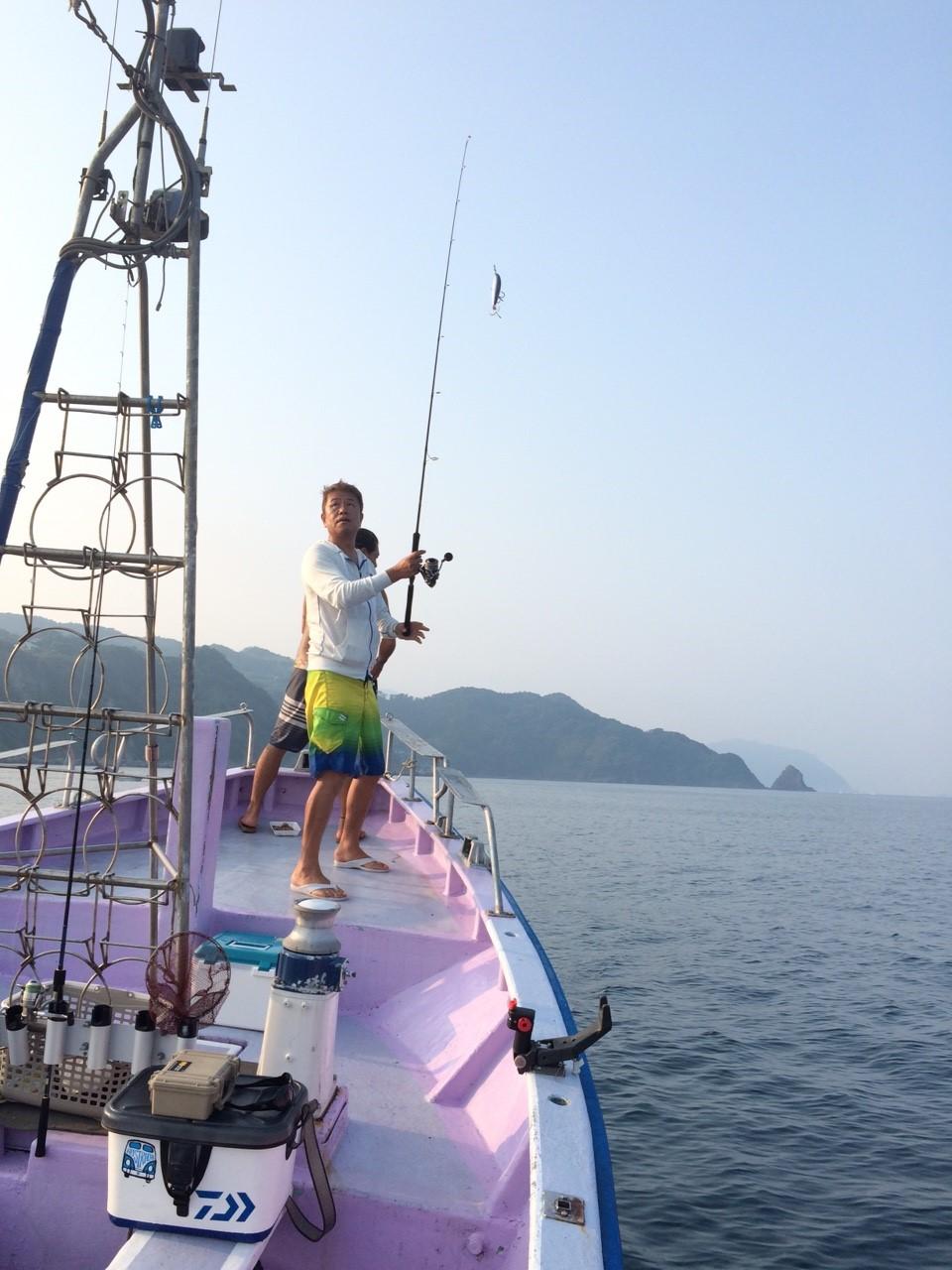 8月2日(日)釣果~