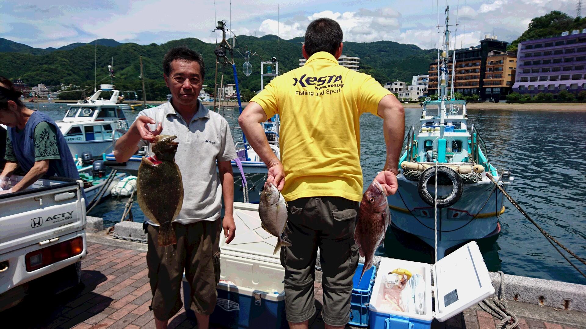 6月15日(水)釣果