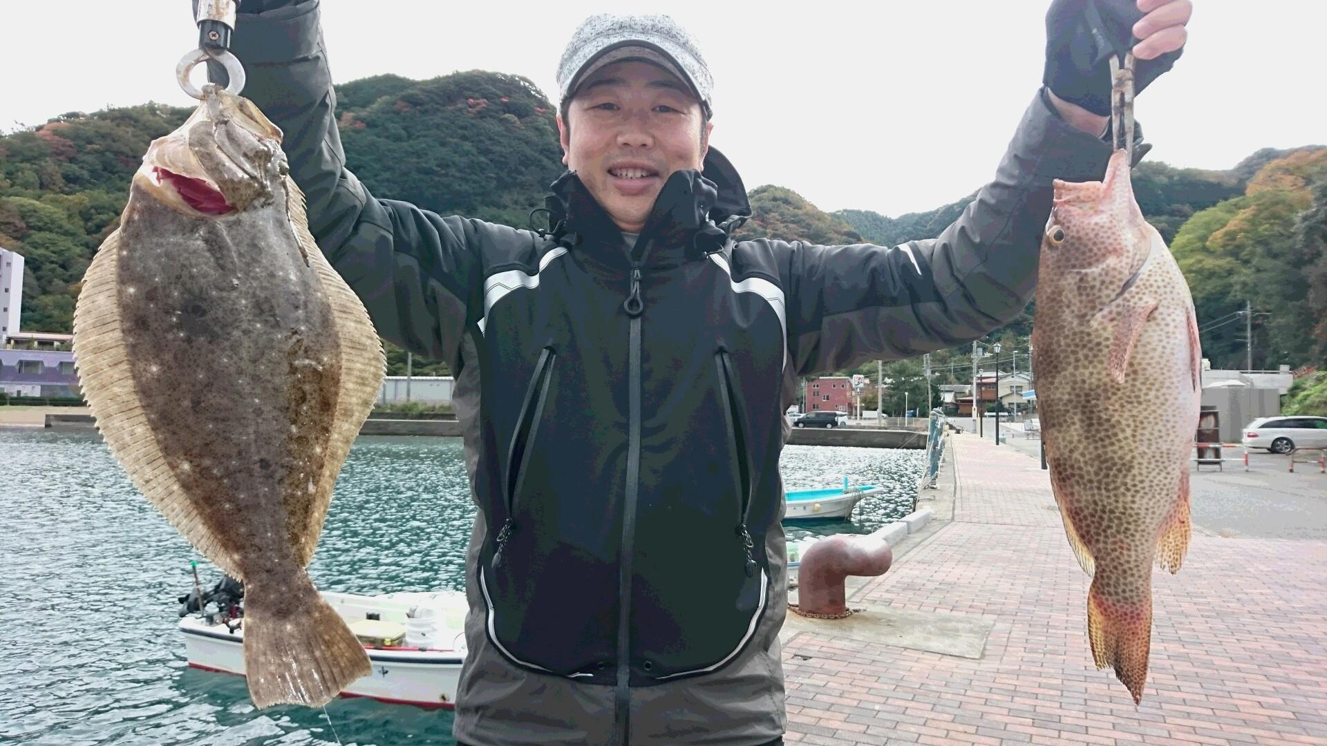 11/23(水)釣果