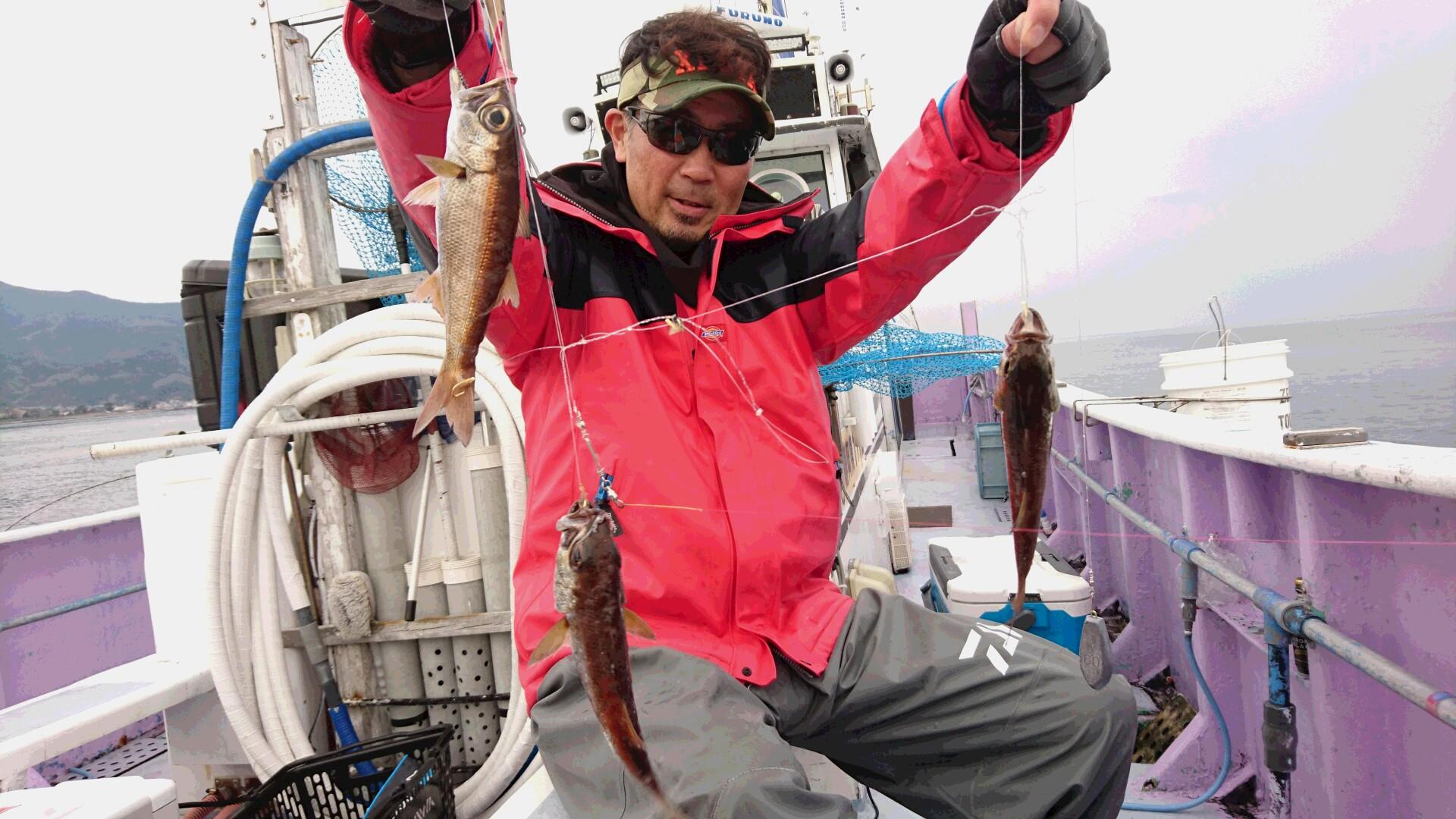 3月1日(水)釣果